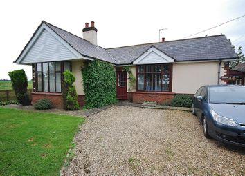 Thumbnail 3 bed detached bungalow for sale in Graf-Dene, Northgate, West Pinchbeck, Spalding