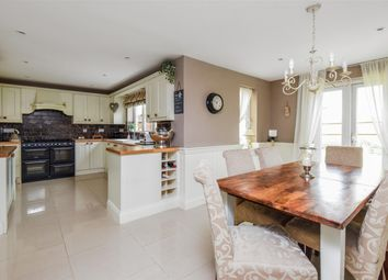 Thumbnail 4 bed detached house for sale in Trefoil Way, Carterton