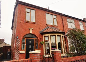 Thumbnail 3 bedroom semi-detached house for sale in Garton Avenue, Blackpool