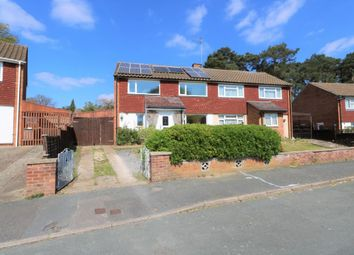 Thumbnail 4 bed semi-detached house to rent in Frimley, Camberley