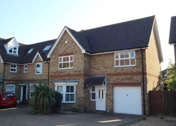 Thumbnail 4 bed detached house to rent in Bramley Way, Kings Hill, West Malling