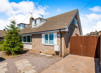 Thumbnail 4 bed semi-detached bungalow for sale in Saxon Road, Whittlesey, Peterborough