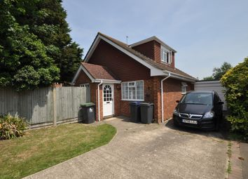 Thumbnail 3 bed detached bungalow to rent in Bramblefields Close, Herne Bay