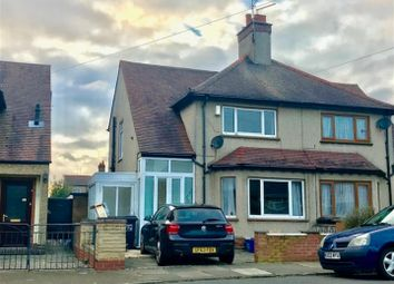 Thumbnail 2 bed semi-detached house for sale in Bush Hill, The Headlands, Northampton