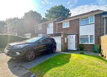 Thumbnail 3 bed terraced house for sale in Hawfinch Close, Southampton