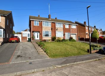 Thumbnail 4 bed semi-detached house for sale in Chiel Close, Coventry