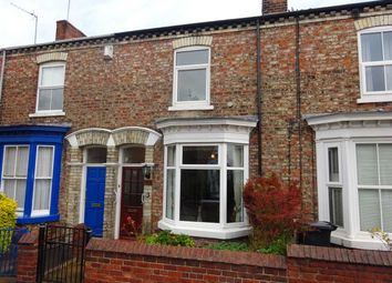 Thumbnail 2 bed terraced house for sale in Neville Street, Haxby Road, York