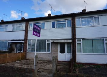Thumbnail 3 bed terraced house for sale in Tamar Way, Slough