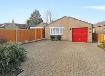 Thumbnail 3 bed detached bungalow for sale in Tiverton Way, Cambridge