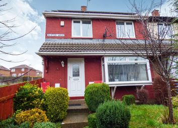 Thumbnail 2 bed terraced house to rent in Alston Walk, Peterlee