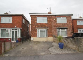 Thumbnail 2 bed semi-detached house to rent in Ledbury Road, Hull