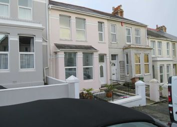 Thumbnail 2 bed flat for sale in Carmarthen Road, Plymouth