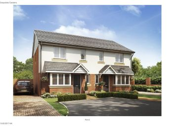 Thumbnail 3 bedroom semi-detached house for sale in The Rivington, Deepdale Gardens, Bolton
