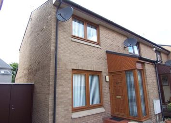 Thumbnail 2 bed end terrace house to rent in South Park, Edinburgh