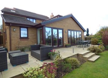 Thumbnail 4 bed detached house for sale in Trem Y Foel, Sychdyn, Mold, Flintshire
