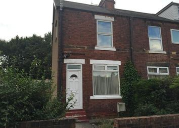 Thumbnail 2 bed end terrace house to rent in Immingham Grove, Staveley, Chesterfield