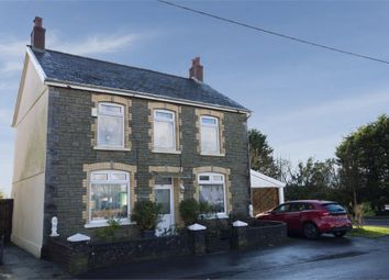 Thumbnail 3 bed detached house for sale in Heol Y Parc, Cefneithin, Llanelli, Carmarthenshire