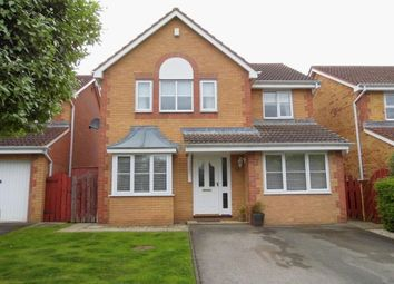 Thumbnail 4 bed detached house for sale in Bluebell Close, Etherley Dene, Bishop Auckland