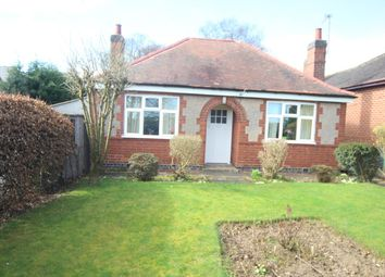 Thumbnail 2 bed detached bungalow to rent in Bosworth Road, Carlton, Nuneaton