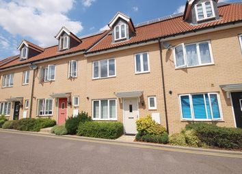 Thumbnail 4 bed town house for sale in Thomas Way, Braintree