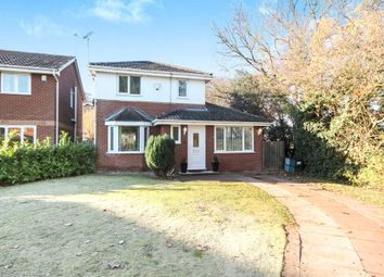Thumbnail 4 bed detached house for sale in Kenwick Close, Great Sutton, Ellesmere Port