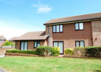 Thumbnail 2 bedroom flat for sale in Canford Heath, Poole, Dorset