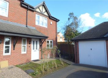 Thumbnail 3 bed detached house for sale in New Chestnut Place, Normanton, Derby