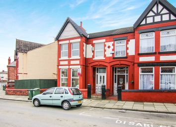 Thumbnail 4 bedroom end terrace house for sale in South Hill Road, Prenton