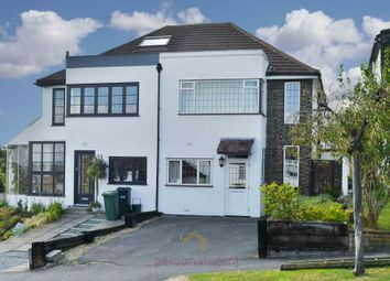 Thumbnail 3 bed semi-detached house to rent in Chipstead Way, Banstead