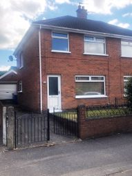 Thumbnail 3 bedroom semi-detached house to rent in Sunnyside Crescent, Belfast