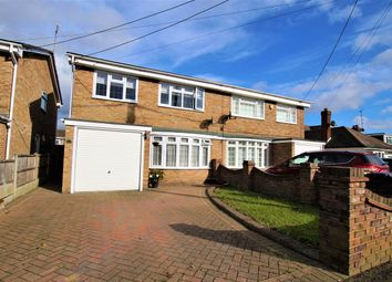 Church Road, Rayleigh SS6. 4 bed semi-detached house for sale