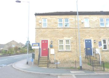 Thumbnail 1 bed end terrace house to rent in Bartle Court, Wilsden, Bradford
