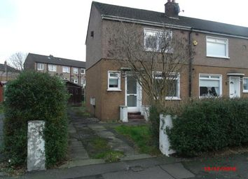 Thumbnail 2 bed end terrace house to rent in Falloch Road, Bearsden, Glasgow