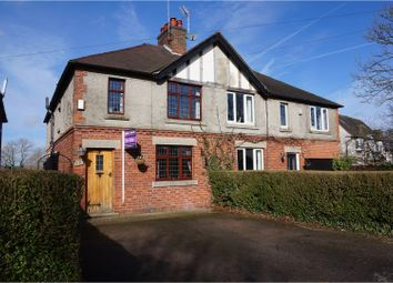 Thumbnail 3 bed semi-detached house for sale in Windmill Lane, Ashbourne