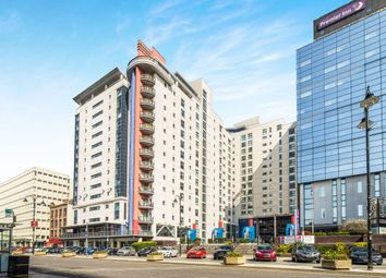 Thumbnail 1 bed flat to rent in Landmark Place, Churchill Way, Cardiff