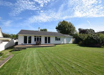 Thumbnail 4 bed detached bungalow for sale in Seaview Lane, Seaview