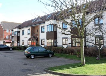 Thumbnail 2 bed flat to rent in Pedam Close, Southsea