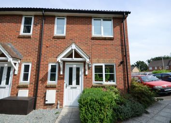 Thumbnail 2 bed end terrace house to rent in Jersey Drive, Winnersh, Wokingham