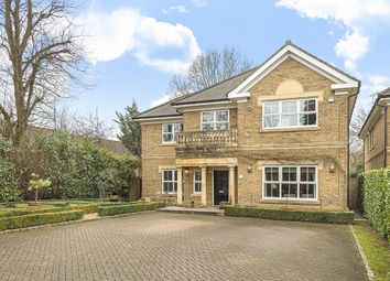 Thumbnail 6 bed detached house for sale in Links View Close, Stanmore