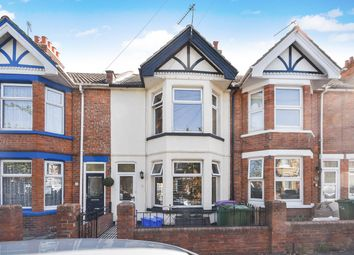 Thumbnail 3 bed terraced house for sale in St Winifred Road, Folkestone