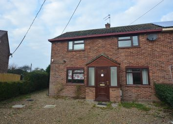 Thumbnail 3 bed semi-detached house to rent in Mill Crescent, Acle