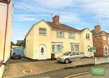 Thumbnail 3 bed semi-detached house for sale in Crowther Road, Wolverhampton