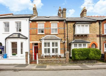 Thumbnail 4 Bed Terraced House To Rent In Devereux Road Windsor