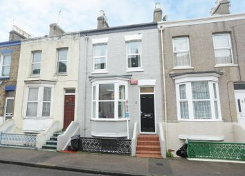 Thumbnail 3 bed terraced house for sale in Cumberland Road, Ramsgate