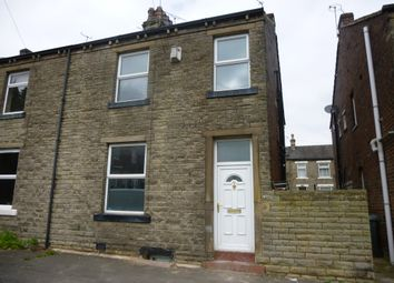 Thumbnail 2 bedroom end terrace house for sale in Woodhead Street, Marsh, Cleckheaton