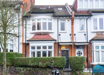 Thumbnail 4 bedroom terraced house for sale in Milton Park, Highgate, London
