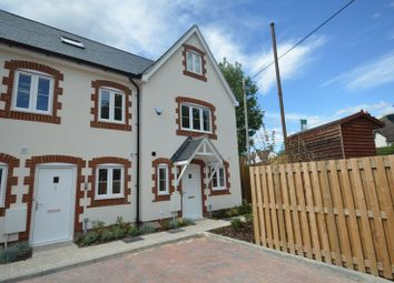 Thumbnail 3 bed end terrace house for sale in Poppy Road, Princes Risborough