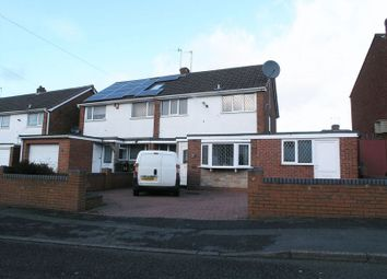 Thumbnail 4 bedroom semi-detached house for sale in Dudley, Netherton, Bristol Road