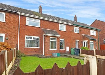 Thumbnail 3 bed terraced house for sale in Standford Drive, Northwich, Cheshire