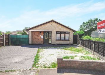 Thumbnail 3 bed detached bungalow for sale in Sairard Gardens, Eastwood, Leigh-On-Sea